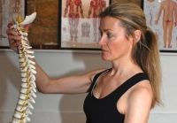 Examination of the spine